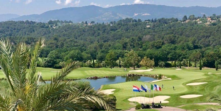Golfsport :  Golfreisen der Sonne  entgegen auch mit EDS.