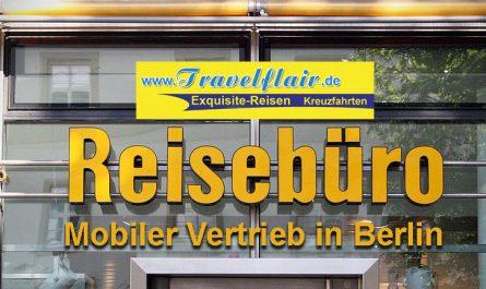 Reisebüro Mobil in Berlin
